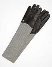 Roeckl KNIT & FIT Fingervantar black/grey