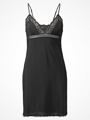 Nattlinnen - Calvin Klein Underwear CK BLACK  Nattlinne black