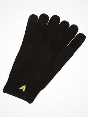 Handskar & vantar - Lyle & Scott Fingervantar true black
