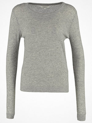 Zalando Essentials Stickad tröja light grey melange