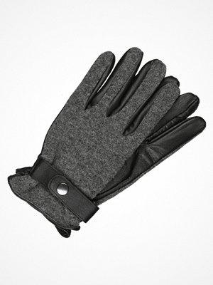 Handskar & vantar - KIOMI Fingervantar black/grey melange