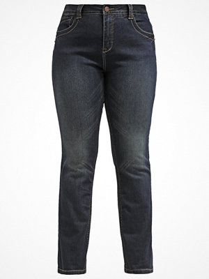 Zizzi NILLE Jeans slim fit dark blue