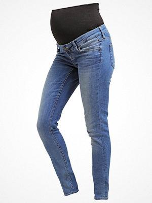 Queen Mum Jeans slim fit blue