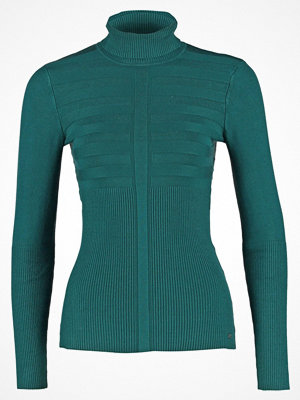 Morgan MENTOS Stickad tröja vert canard