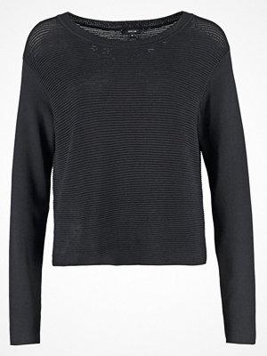 Opus PANY Stickad tröja black
