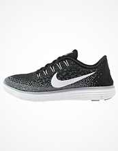 Sport & träningsskor - Nike Performance FREE RUN DISTANCE Löparskor black/white/dark grey