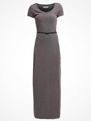 Zalando Essentials Maxiklänning dark grey melange