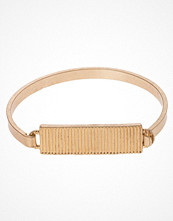 Smycken - Icon Brand ENGRAVED ID Armband brass