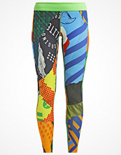 Reebok Tights bright green