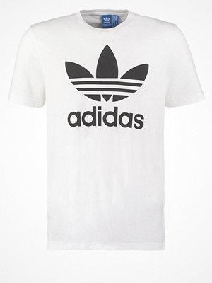 Adidas Originals ORIGINAL TREFOIL Tshirt med tryck white