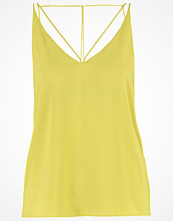 Topshop PLUNGE Linne lime/chitrus