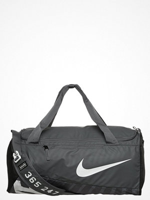 Sport & träningsväskor - Nike Performance ALPHA Sportväska flint grey/black/white