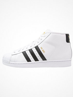 Adidas Originals PRO MODEL Höga sneakers white