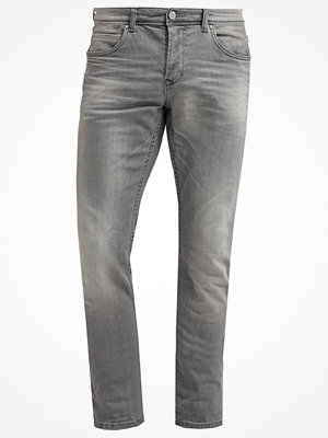 Tom Tailor Denim AEDAN Jeans straight leg grey denim