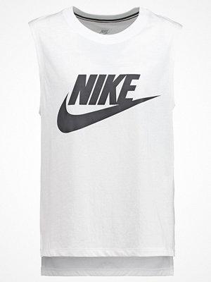 Nike Sportswear SIGNAL Linne white/black