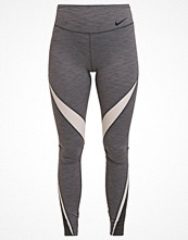Nike Performance LEGENDARY Tights charcoal heather/white/black