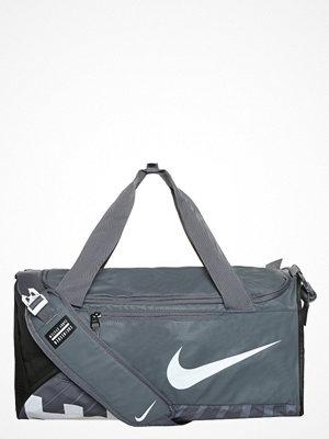Sport & träningsväskor - Nike Performance NEW DUFFEL SMALL Sportväska flint grey/black/white