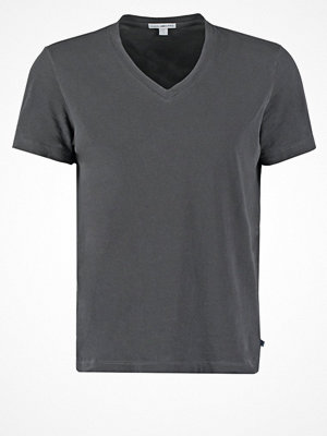 James Perse VNECK Tshirt bas carbon