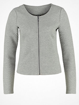 Vila VINAJA  Blazer light grey melange
