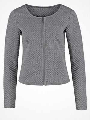 Vila VINAJA  Kofta medium grey melange