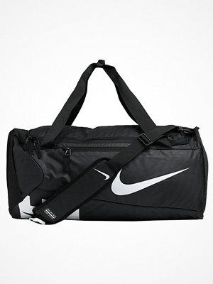 Sport & träningsväskor - Nike Performance ALPHA Sportväska black/white