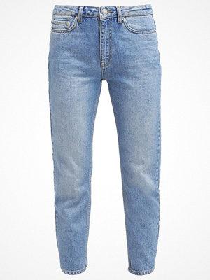 Wood Wood EVE Jeans straight leg classic blue vintage