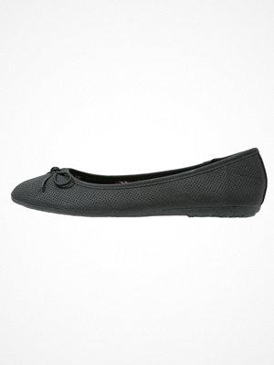 Anna Field Ballerinas black