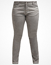 Zizzi SANNA Jeans slim fit steeple gray
