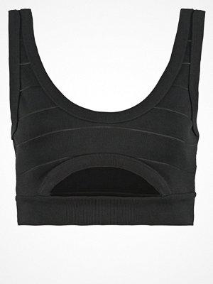 Topshop BANDAGE  Linne black
