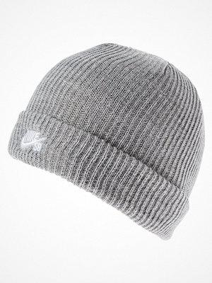 Mössor - Nike Sb FISHERMAN  Mössa dark grey heather/white