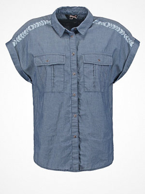 Dept Skjorta fadded denim