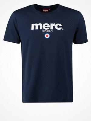merc BRIGHTON Tshirt med tryck navy