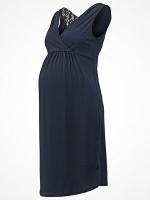 Anna Field MAMA Jerseyklänning peacoat