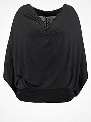Anna Field Curvy Tshirt med tryck black