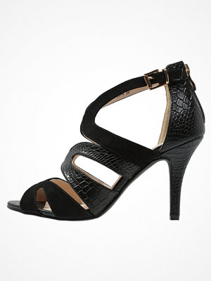 Divine Factory Sandaletter noir