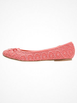 Anna Field Ballerinas coral