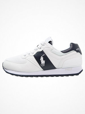 Polo Ralph Lauren SLATON  Sneakers white/newport navy