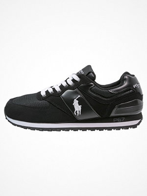 Polo Ralph Lauren SLATON  Sneakers black/white
