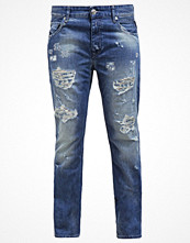 Replay GRACELLY Jeans relaxed fit darkblue denim