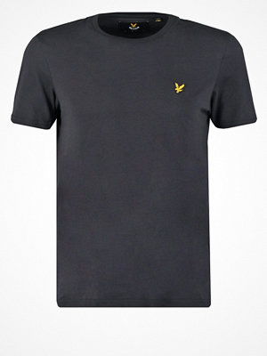 Lyle & Scott CREW NECK Tshirt bas true black