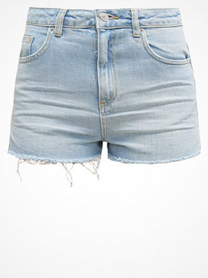 Topshop Jeansshorts light denim