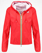 K-Way KWay PLUS Regnjacka red