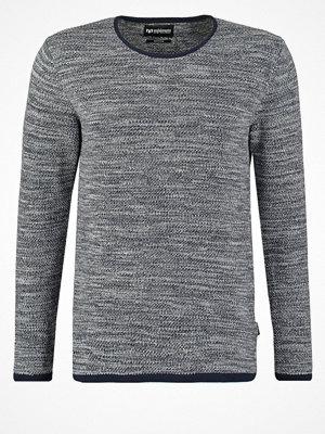 Minimum REISWOOD Stickad tröja navy blazer melange