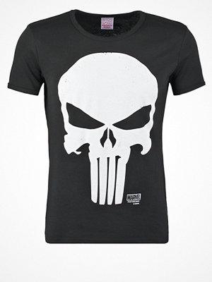 LOGOSHIRT Tshirt med tryck black