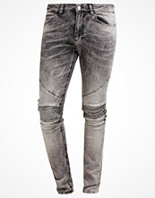 Jeans - Religion CRYPT Jeans slim fit grey vein