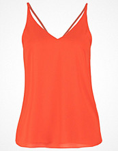 Topshop Linne red