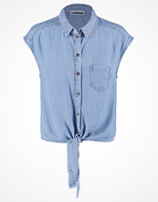 Noisy May NMALEX  Skjorta light blue denim