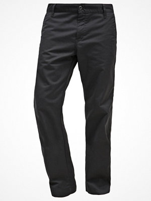 Carhartt WIP STATION DUNMORE Chinos black rinsed
