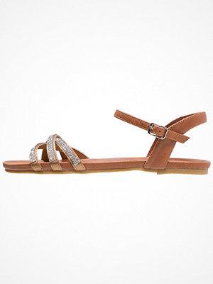 Anna Field Sandaler & sandaletter cognac