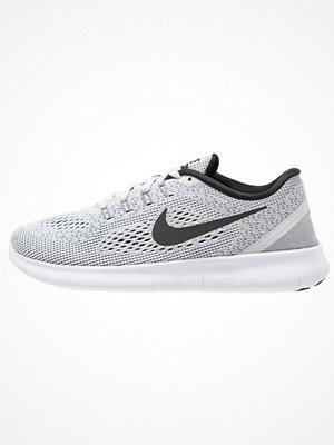 Sport & träningsskor - Nike Performance FREE RUN Löparskor blanc/noir